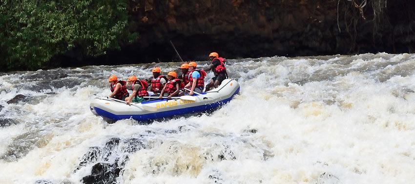water-rafting